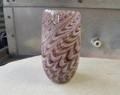Earthy Butterfly Wing Vas...
