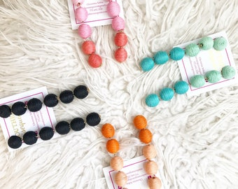 Ombré Candy Earrings