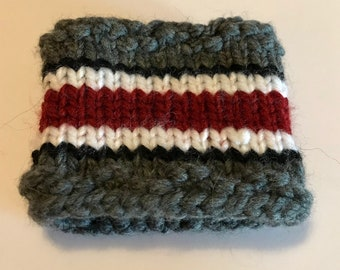 Knitted Coffee or Tea Cozy