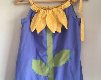 Sunflower Girls Dress