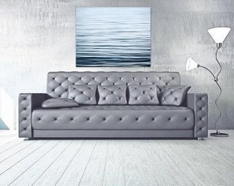 abstract ocean, canvas art, abstract photography, nautical canvas art, coastal wall art, abstract modern art, beach canvas, gallery canvas