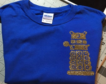 Child's Doctor Who T-Shirt (Dalek) (sm)