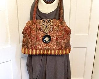 Carpet style Doctors bag