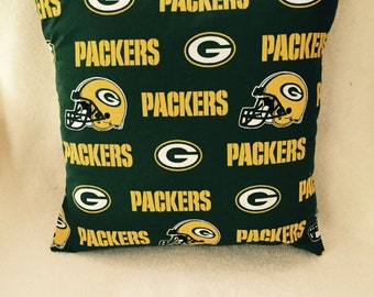 Green Bay Packers Pillow