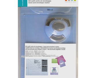 Creation Kit envelope and card with hole punch - 3 pcs - 21.5 x 16 cm ARTEMIO