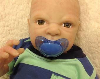 Reborn baby boy Frankie