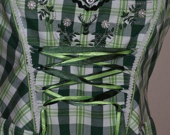 Dirndl Dress, Authentic Dirndl, German Dirndl, Octoberfest Clothing, Bavarian Dress