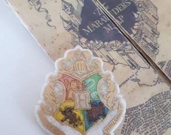 Hogwars crest Coat of arms Harry Potter resin
