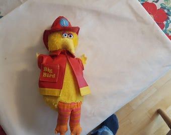 Knickerbocker Plush Big Bird Doll