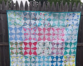 Quilt, Jennifer Paganelli Sunny Isle fabric collection