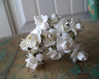 Vintage Millinery Flower Bunch