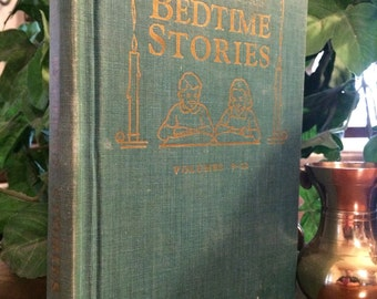 Uncle Arthur's Bedtime Stories, By Arthur Maxwell Volumes 9-12