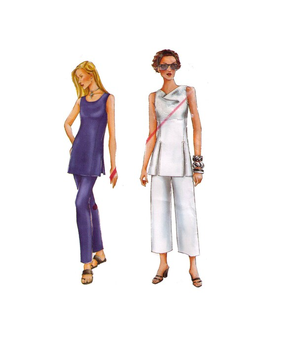Unbeschnittenen Vogue 7265 Schnittmuster Größe 14-18 Frauen