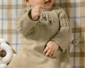 Mini Elegance Baby Dress