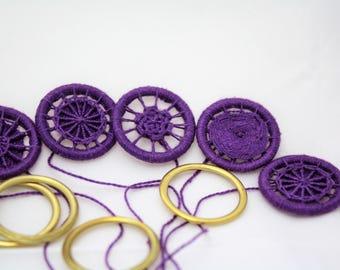 Dorset button set (6)