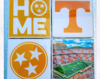 University of Tennessee Home Coasters - UT Knoxville