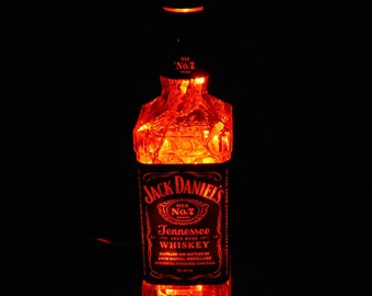Jack Daniels Plug-In Bottle Light