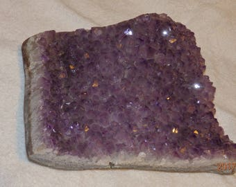 AMETHYST SLAB, Large & Heavy