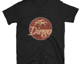 Dingo T-Shirt, Vintage Dingo Tee
