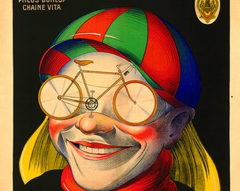 Cycles Guiller Freres Bicycle Poster (#0130) 6 sizes