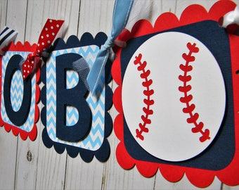 Baseball Banner, Baseball Party Banner, Baseball Party Decorations, Baseball Birthday Party, Baseball Party Supplies