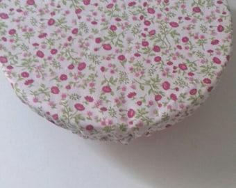 Zero waste, reversible fabric cover