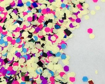 Fairy Sprinkles - 5g solvent resistant nail glitter