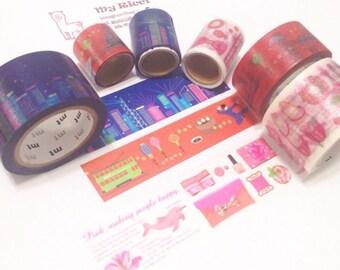 Hong Kong limited edition mt set