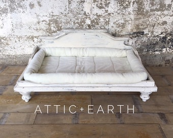 Shabby Chic Pet Bed