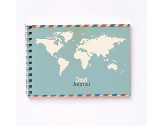 "Notepad ""Travel Journal"""