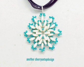 Delicate Snowflake necklace Ready to Ship Valentine gift  gift for coworker jewelry gifts for her gifts under 50