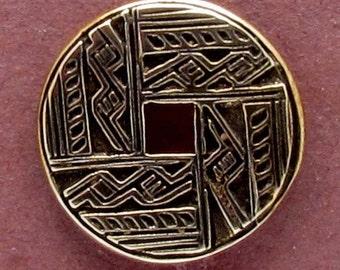 Tusayan Bowl Design Disk 2 - C036