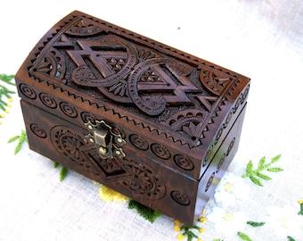 Ring bearer box Wedding ring box Wedding jewelry box Ring bearer wedding box Wedding ring holder Wedding wood box Ring bearer pillow box B45