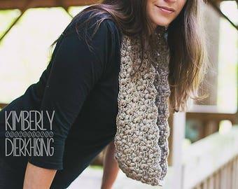 PDF Crochet PATTERN North Star Cowl