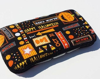Halloween Travel Baby Wipes Case, Travel Wipes Case, Wipes Case