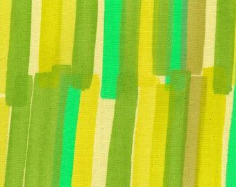 Nani Iro Kokka Japanese Fabric Grace - D - 50cm