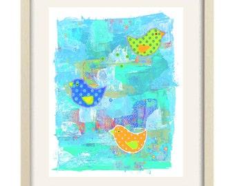 kids bathroom art, bathroom art, nursery art, kids wall art nursery decor baby girl nursery, girl nursery art, childrens art, baby gift idea