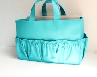 Diaper Purse insert fits Louis Vuitton Neverfull GM- Diaper Bag organizer