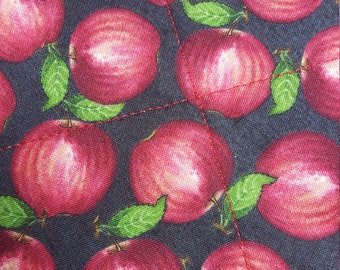 POLISHED APPLES Potholder, Hot Pad