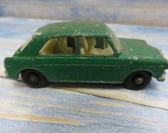 vintage Lesney / Matchbox Green MG 1100 No. 64