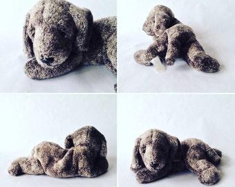 Toy Stuffed Puppy Dogs - Dachshund - Grey Dog - Dalmation