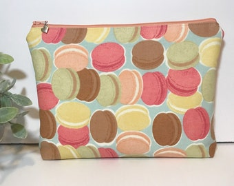 Personal Size Planner Pouch Planner Bag in Macarons
