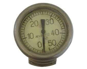 Soviet naval divers vintage gauge meter
