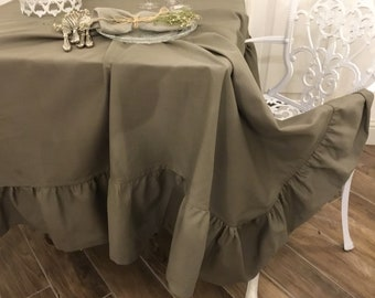 Tablecloth with Gala in Italian fine Cotton