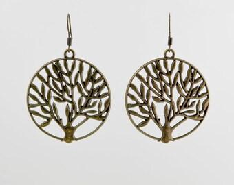 Olive Grove Earrings