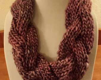 Sutton Luxe Cowl - Night Bloom