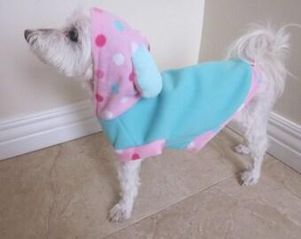 Dog clothing - Bunny Hoodie