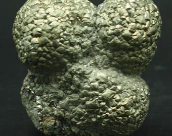 Pyrite Nodule Cluster, China- Mineral Specimen for Sale