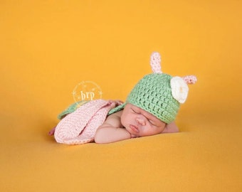 Newborn Dragonfly Photo Prop/ Baby Dragonfly Prop/ Baby Girl Prop/Insect Photo Prop/