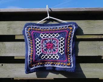 Folk Boho Decor Pillowcase